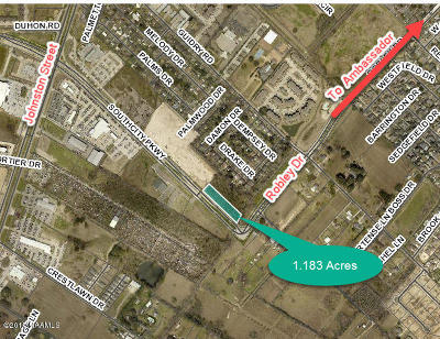Lafayette Residential Lots & Land For Sale: Tbd Southcity Parkway
