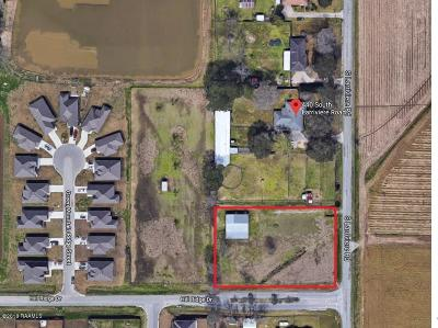 Farm For Sale: Tract 8-B Hill Ridge