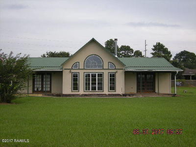Maurice Single Family Home For Sale: 8322 Desoto Road