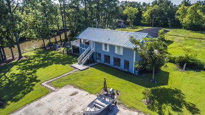 New Iberia Single Family Home For Sale: 6003 Lee Station Road