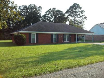 Vermilion Parish Single Family Home For Sale: 108 W Villien Street