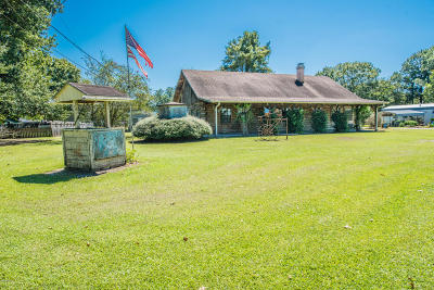 Breaux Bridge Single Family Home Active/Contingent: 1120-A Grand Anse Highway