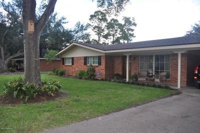 Lafayette Single Family Home For Sale: 222 Meadow Lane