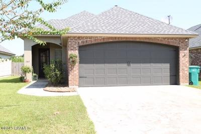 Youngsville Rental For Rent: 307 Rolling Mill