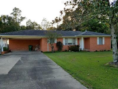 Crowley Single Family Home For Sale: 121 Finola Drive