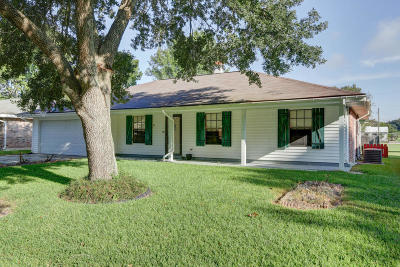 Duson Single Family Home For Sale: 108 Denette Drive
