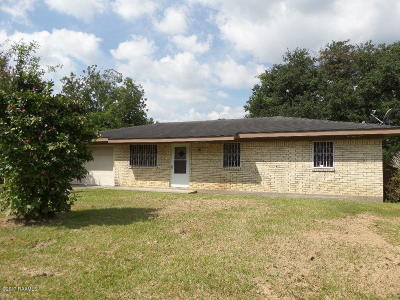 Carencro Single Family Home For Sale: 105 Clayton Street