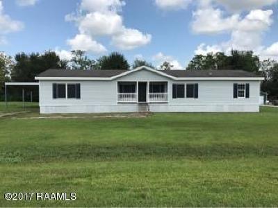 Church Point Single Family Home For Sale: 286 Keystone Drive