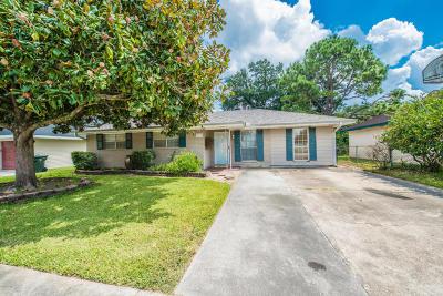 Scott Single Family Home For Sale: 203 Marie Street