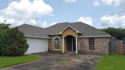 Broussard Single Family Home For Sale: 104 Willowview Drive