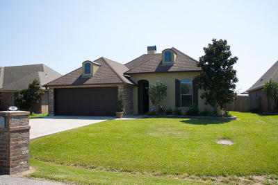 Youngsville Single Family Home For Sale: 202 Quiet Bluff Drive