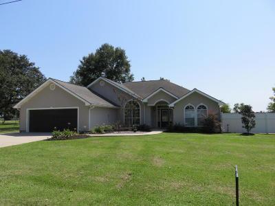 Erath Single Family Home For Sale: 4517 Grant Road