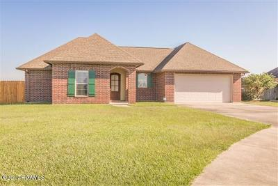 Maurice Single Family Home For Sale: 13708 Estates Circle