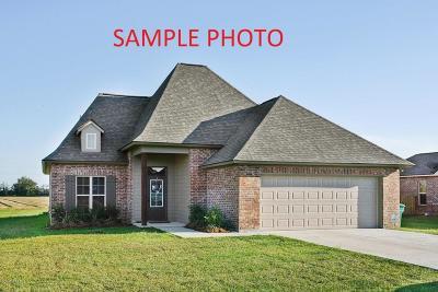 Breaux Bridge Single Family Home For Sale: 24 Breeze Drive