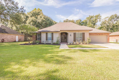 Lafayette Single Family Home For Sale: 310 Constitution Drive