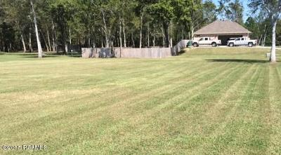 St Martin Parish Residential Lots & Land For Sale: 00 Cypress Creek Loop