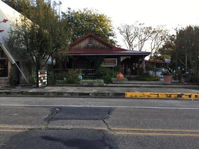 St Martin Parish Commercial For Sale: 117 E Bridge Street