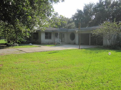 Church Point Single Family Home For Sale: 1889 Hwy 343