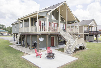 Port Barre Single Family Home For Sale: 720 N Wilderness Road