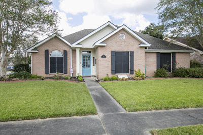 Copperfield Single Family Home For Sale: 201 Wallingsford Circle
