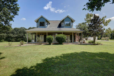 Maurice Single Family Home For Sale: 4899 Woodlawn Road