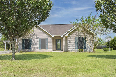 Youngsville Rental For Rent: 5920 John G Bares Road