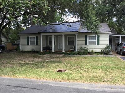 St. Martinville Single Family Home For Sale: 120 W Park Street