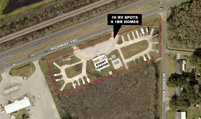 Commercial For Sale: 12178 W Hwy 190