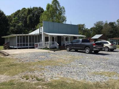 Commercial For Sale: 2236 Atchafalaya River Hwy