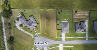 Vermilion Parish Residential Lots & Land For Sale: 7232 Kirkland Boulevard