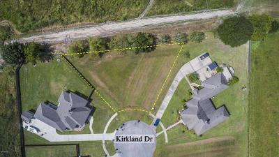 Vermilion Parish Residential Lots & Land For Sale: 7235 Kirkland Boulevard