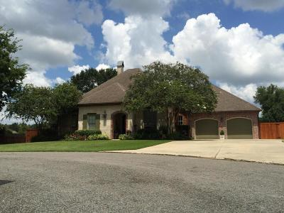 Youngsville Single Family Home For Sale: 320 Gaslight Lane