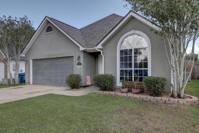 Lafayette Single Family Home For Sale: 109 Cane Ridge Circle