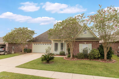 Youngsville Single Family Home For Sale: 113 Shadowbrook Lane
