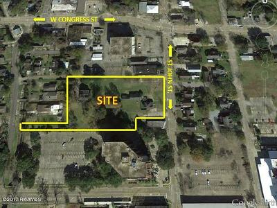 Commercial Lots & Land For Sale: 804 St John Street