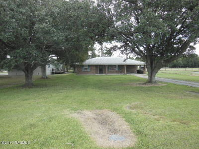 Maurice Single Family Home For Sale: 11730 Hwy 697