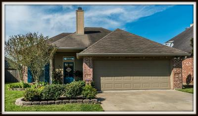 Youngsville Single Family Home For Sale: 801 Copper Meadow Boulevard