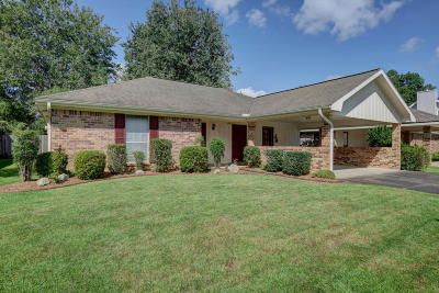 Lafayette Single Family Home For Sale: 410 Golden Fields Drive
