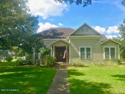 Iota Single Family Home For Sale: 226 S 2nd