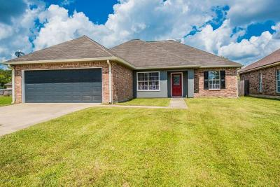 Lafayette Single Family Home For Sale: 608 Glade
