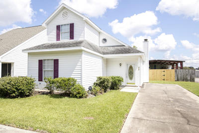 Lafayette Single Family Home For Sale: 500 Cane Drive