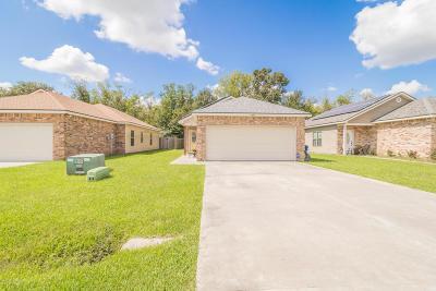 Carencro Single Family Home For Sale: 124 Bottle Brush Lane