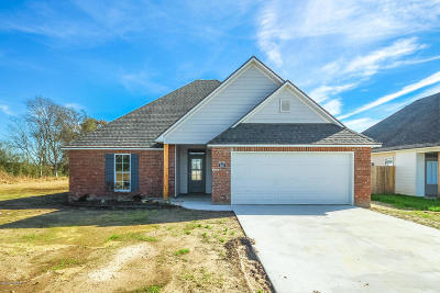 Abbeville Single Family Home For Sale: 202 Harvest Court