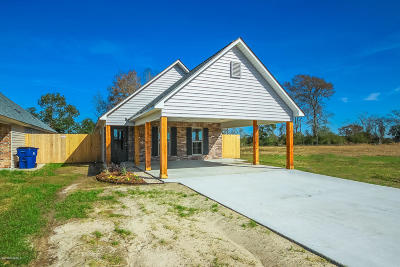 Abbeville  Single Family Home For Sale: 321 Harvest Lane