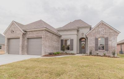 Broussard Single Family Home For Sale: 204 Windy Feather Drive