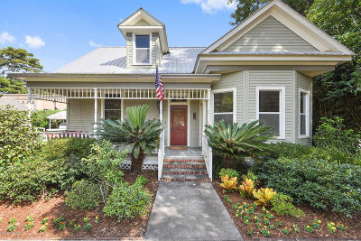 Lafayette Single Family Home For Sale: 512 W Convent Street