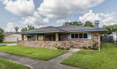 Lafayette Single Family Home For Sale: 301 Gerald Drive
