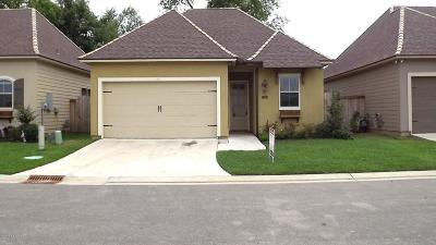 Lafayette LA Single Family Home For Sale: $1,300