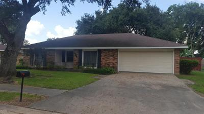 Lafayette Single Family Home For Sale: 204 Quebec Circle