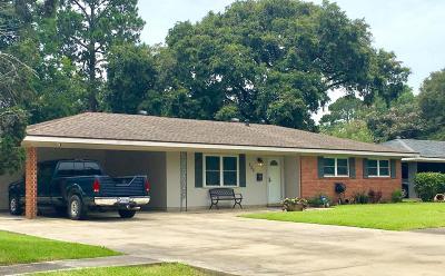 Lafayette Single Family Home For Sale: 122 Gordon Crocket